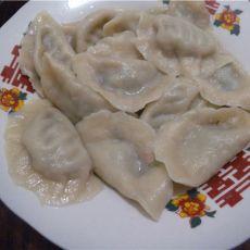 牛肉茴香饺子的做法