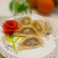 猪肉鲜虾饺子