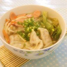 饺子蔬菜煲的做法