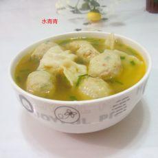 饺子丸子汤