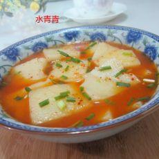麻婆米豆腐的做法