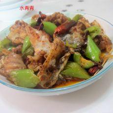 干椒干锅鱼头