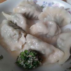 茴香肉饺子的做法
