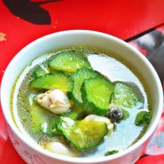 海蛎子黄瓜汤