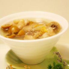 橄榄煲猪手汤