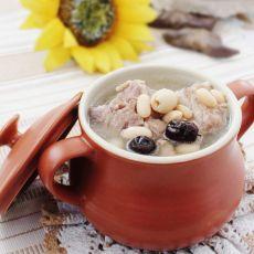白扁豆龙骨养生汤