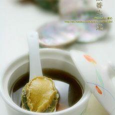 鲍鱼养生汤