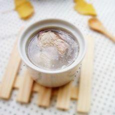 茯苓山药骨头汤