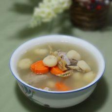 马蹄骨头汤