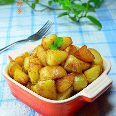 迷迭香煎土豆