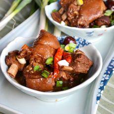 砂锅黄酒焖羊肉