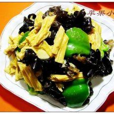 蚝油焖腐竹的做法