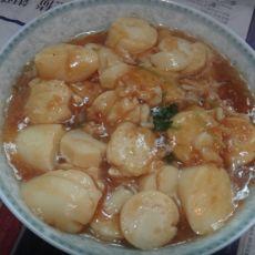 焖日本豆腐的做法