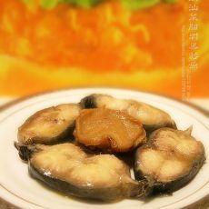 潮汕菜脯焖黑鳝鱼