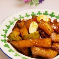 酱香五花焖土豆