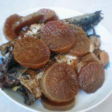 萝卜焖霸鱼