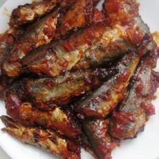 酱焖沙丁鱼