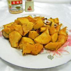 红焖土豆块的做法