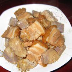 荔浦芋焖扣肉