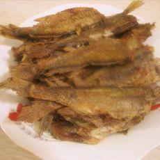 油炸黄花鱼