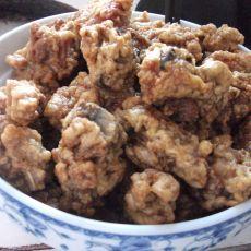 四川油炸酥肉
