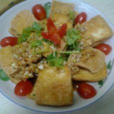 香汁炸豆腐