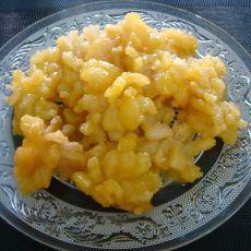 橙汁菊花鱼――家庭美食