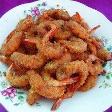 香酥基围虾