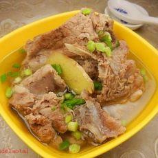 猪大骨汤的做法