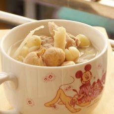 雪梨苹果清补汤—广东靓汤的做法