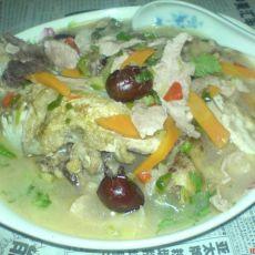 鱼头煲汤的做法