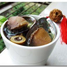 无盐不慌一样美味~鲍鱼橄榄汤