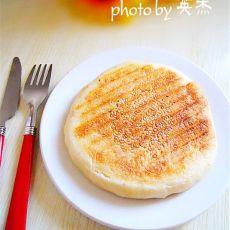咸香芝麻烤饼