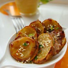 土豆小肉饼