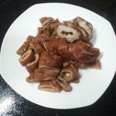 香卤猪大肠