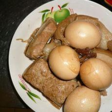 卤肉卤蛋的做法