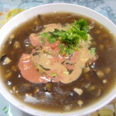 自制锅巴菜