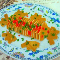 香卤豆皮的做法