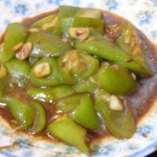 卤汁煮丝瓜