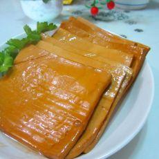 卤汁豆腐片