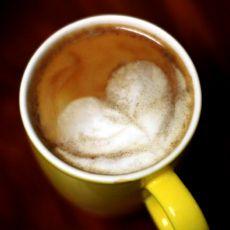 拉花咖啡的做法