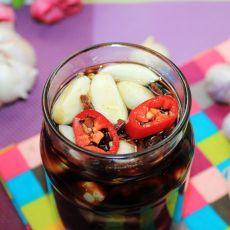 林氏酱油泡蒜