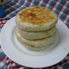 南瓜鸡蛋馅饼的做法