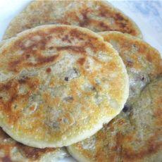 地瓜糯米饼