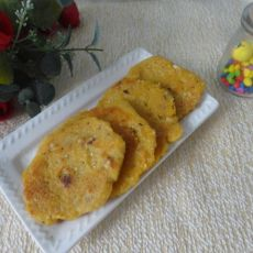 三香玉米饼