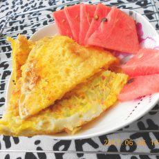 黄金西瓜饼的做法