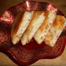 自制辣酱饼的做法