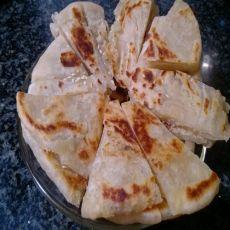 莲蓉烙饼的做法