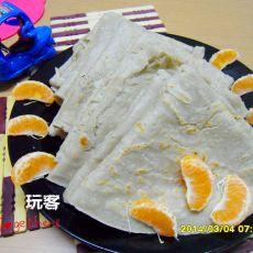 荞面煎饼的做法