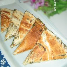 香椿酱香饼
